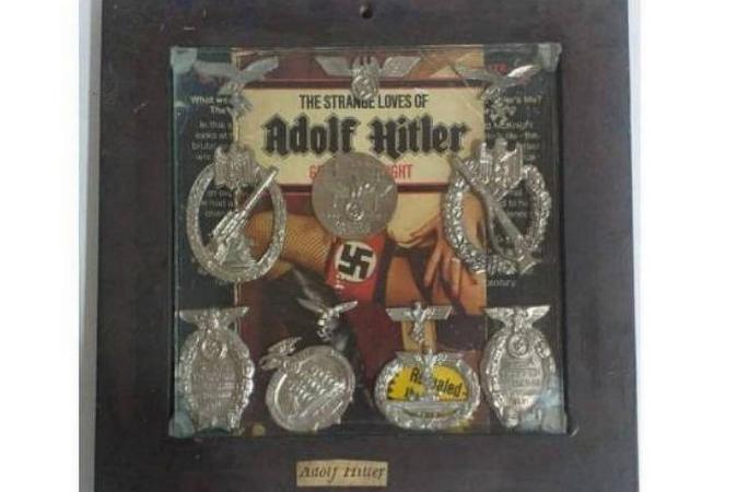 Leilão virtual com símbolos do nazismo é suspenso pela Justiça