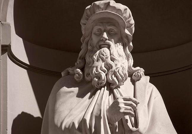 Leonardo da Vinci tem 14 descendentes vivos identificados por historiadores