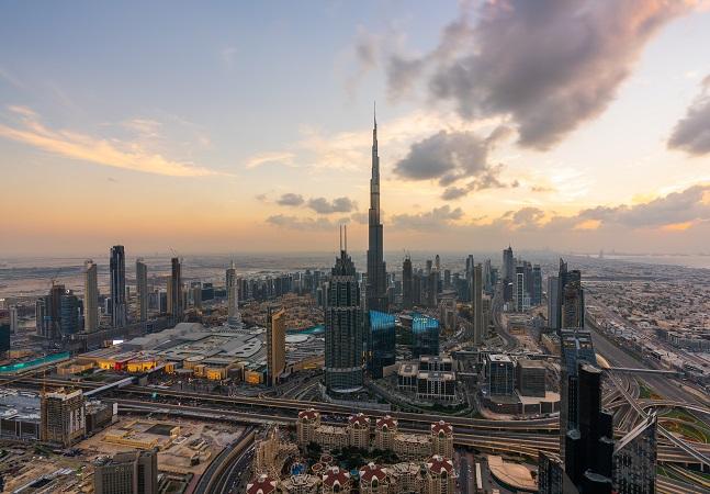 Dubai usa drones para dar 'choque' em nuvens e provocar chuva