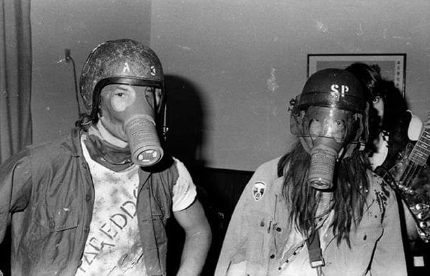 Frequentadores do Kin's Coloma em 1981