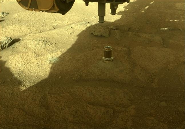 Nasa detalha 'sabre de luz de Star Wars' fotografado em Marte