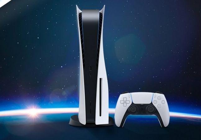 PlayStation 5 acabou de voltar aos estoques da Amazon!