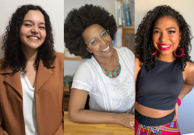 Conheça as três jovens negras selecionadas para representar o Brasil em encontro antes do G20