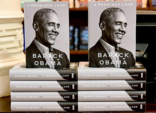 Livro de Barack Obama
