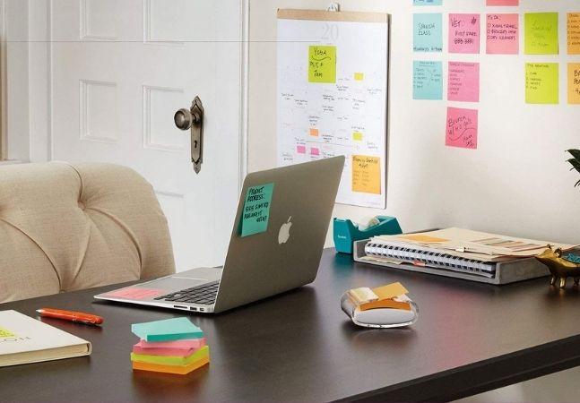Papelaria básica: produtos funcionais e com personalidade para o seu escritório