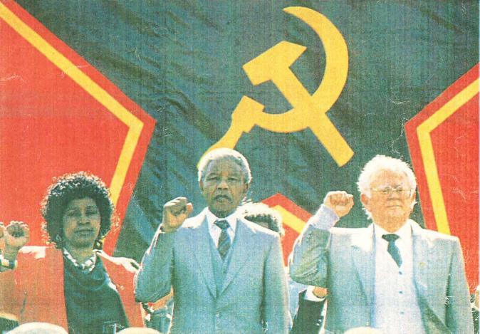 Nelson Mandela: relação com comunismo e o nacionalismo africano