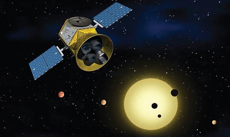 Telescópio TESS