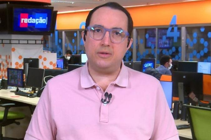 Globo se pronuncia sobre denúncias de assédio contra jornalista Carlos Cereto