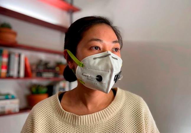 Máscara detecta se você tem covid em 90 minutos; tecnologia é precisa e mais barata que PCR