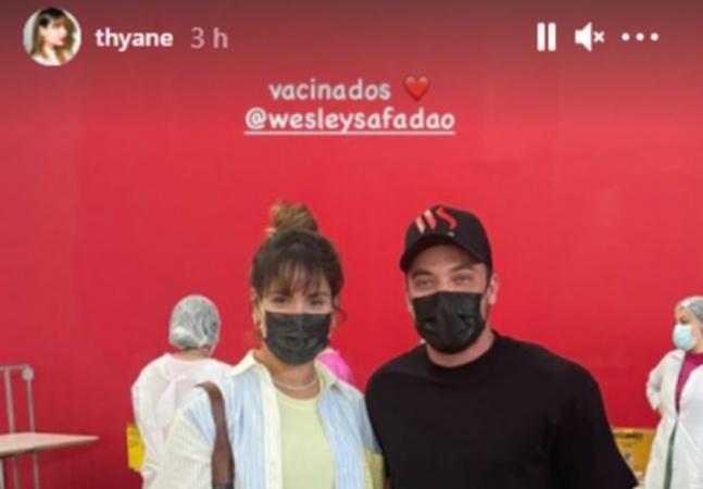 Wesley Safadão e mulher na mira do MP por furar fila e escolha de vacina contra a covid