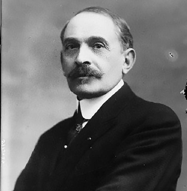 """O médico francês Serge Voronoff, conhecido como """"O Homem da Glândula de Macaco"""""""