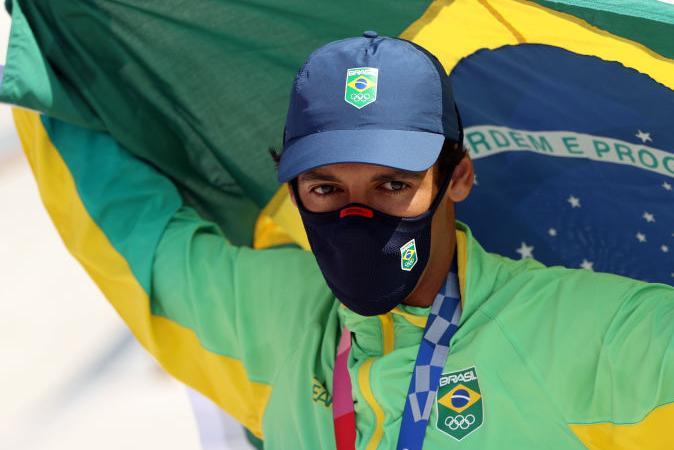 Olimpíadas: Pâmela Rosa diz 'pensar como Kelvin'; entenda treta no skate
