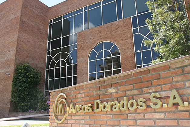 Sede da Arcos Dorados