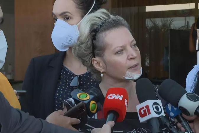 Joice Hasselmann exibe troca de mensagens com marido; deputada diz que enviará conteúdo a polícia