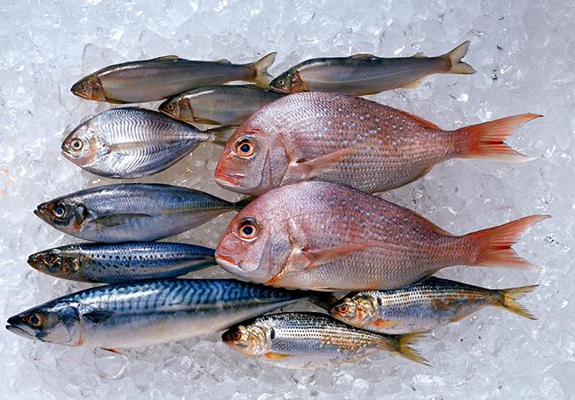 O que faz o cheiro de mar e o gosto tão singular dos peixes e frutos do mar?