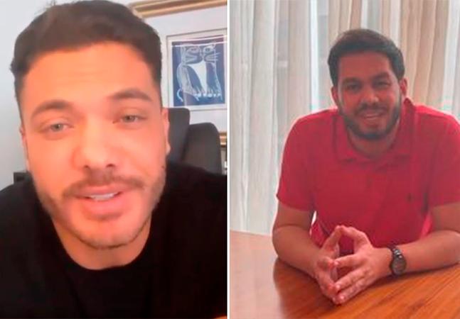 Wesley Safadão fala em 'grande injustiça' contra amigo pastor acusado de pedofilia