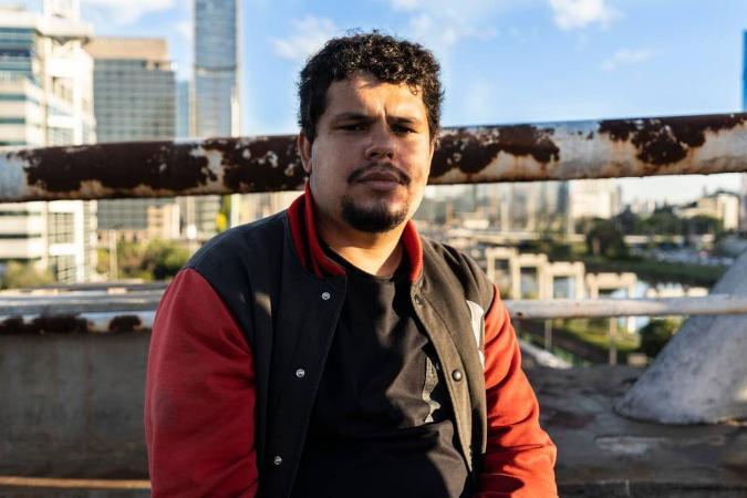 Paulo Galo, líder dos Entregadores Antifascistas, é preso em investigação do incêndio de Borba Gato