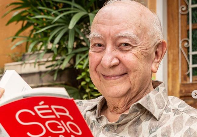 Sérgio Mamberti, do 'Castelo Rá-Tim-Bum', revela ser bi e fala de companheiro de 37 anos