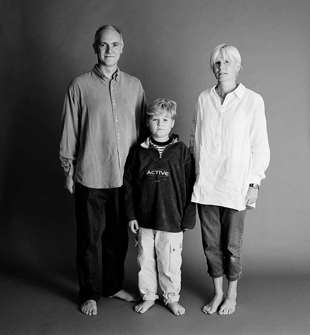 1998: Frank e Sue, 43; Eddie, 7