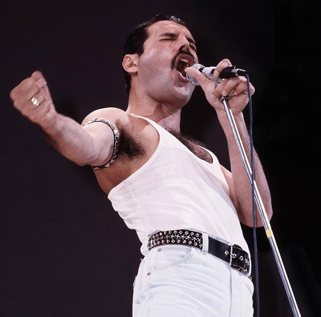 Queen no Live Aid