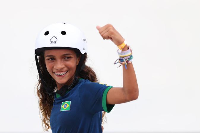 Olimpíadas: quem são as medalhistas tão jovens quanto Fadinha