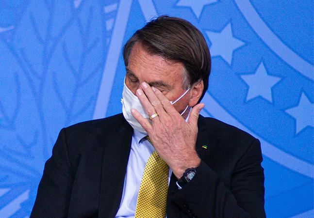 Bolsonaro, internado em hospital, está com soluço há 11 dias; médicos analisam condição