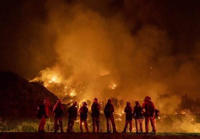 Casal que provocou incêndio florestal com chá revelação é indicado por 30 crimes