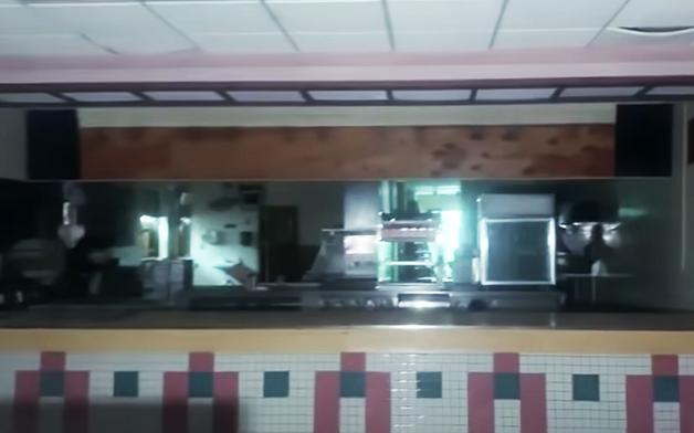 McDonald's abandonado no Oregon