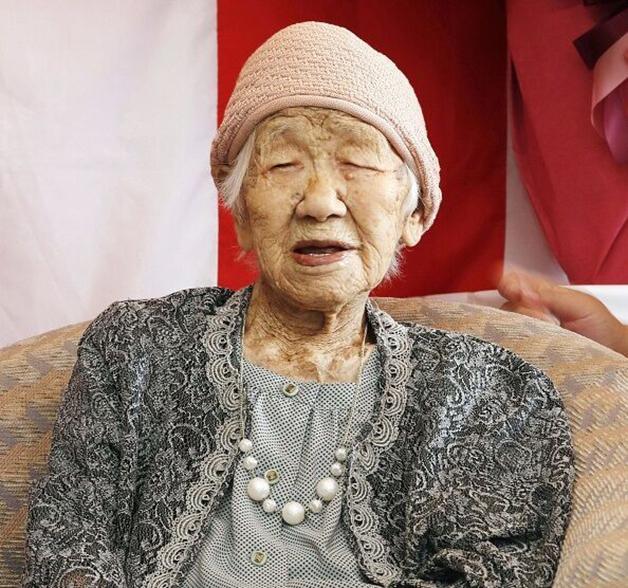 Aos 118 anos, a japonesa Kane Takana é a pessoa viva mais velha do mundo