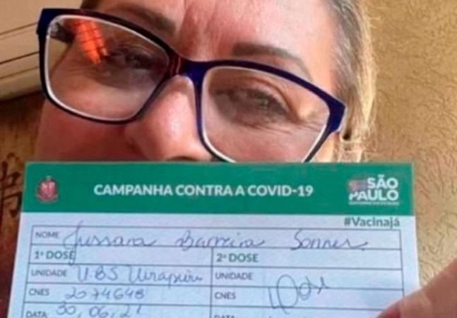 Veterinária que tomou 3ª dose de vacina contra covid é alvo do Ministério Público