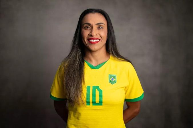 Marta joga Olimpíadas sem patrocínio e escancara machismo no esporte