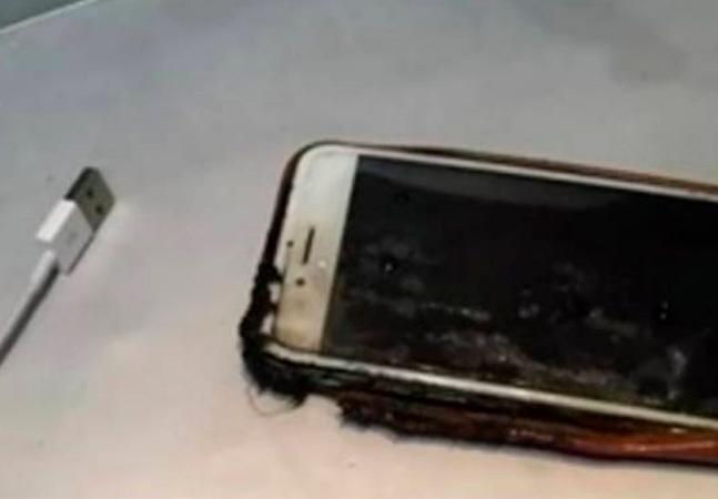 Explosão de celular matou jovem que teve 40% do corpo queimado