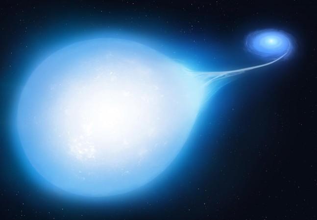 Estrela em forma de lágrima pode explicar mistério da expansão do Universo