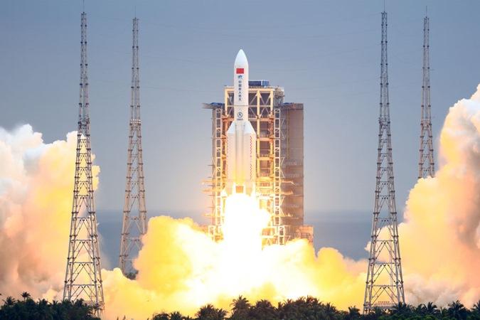 China separou 23 foguetes gigantes para desviar asteroide que pode destruir a Terra