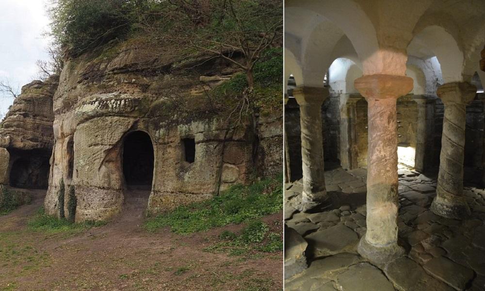 Pesquisadores encontram caverna que serviu de casa para rei do século IX