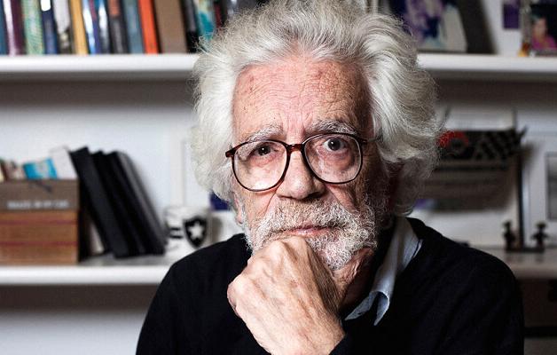 O documentarista Eduardo Coutinho