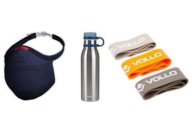 Em clima olímpico: veja itens para se tornar um atleta (ou quase)