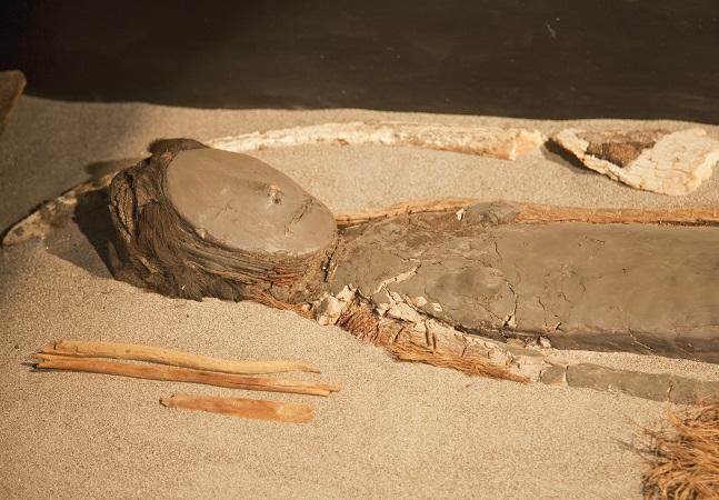 Esta civilização mumificava os mortos 2 mil anos antes do Egito