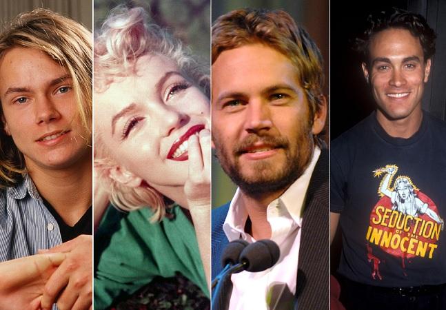 11 atores que morreram antes de lançar seus últimos filmes