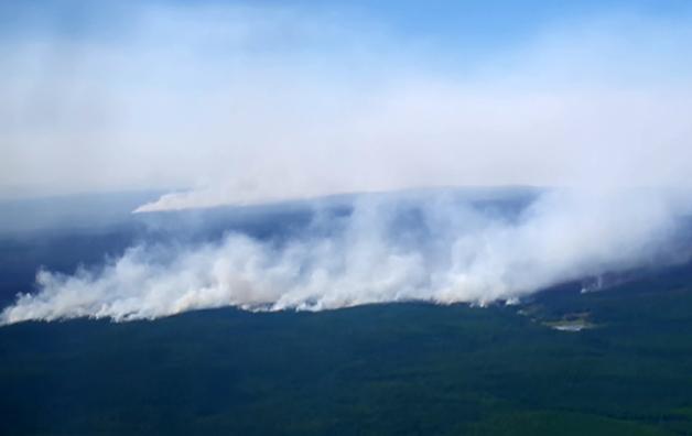 Segundo autoridades russas já são quase 200 focos de incêndio na região