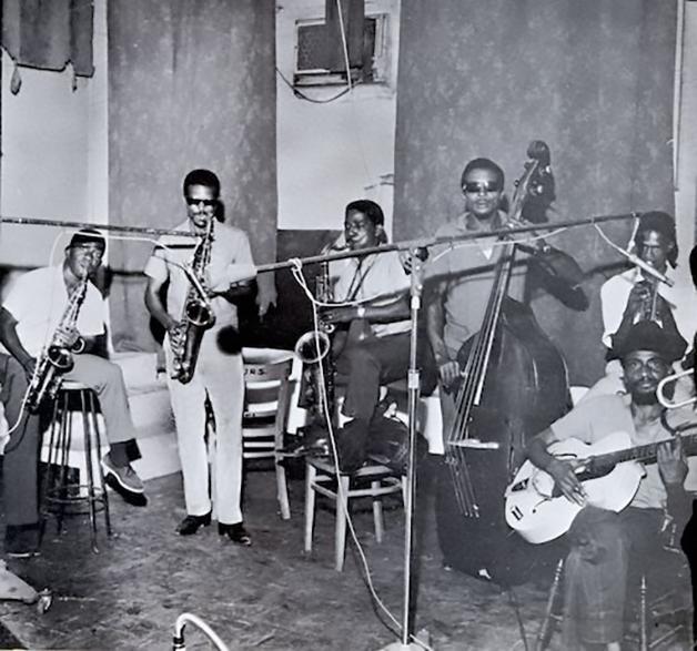 A cena Loft Jazz