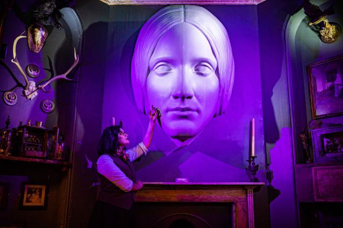 O primeiro museu do mundo dedicado a Mary Shelley, autora de Frankenstein