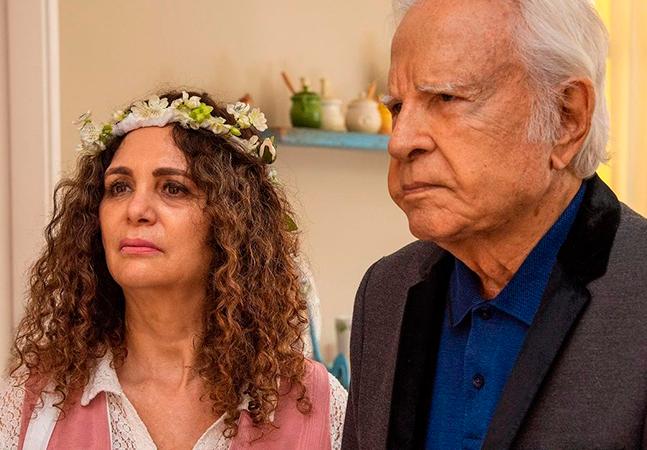 Cid Moreira fala sobre suspeita de maus-tratos contra mulher; ex-caseiro confirma versão dos filhos