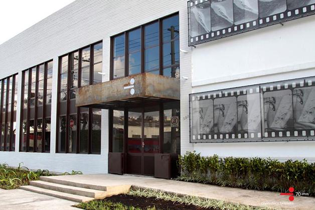 Incêndio na Cinemateca Brasileira