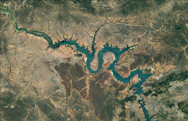 Quadro de desertificação na região registrado por satélites é o pior do período histórico