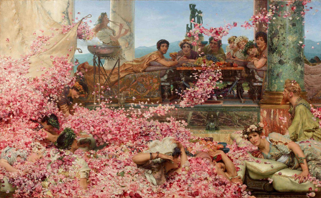 Elagabalus Roma Império Romano trans transgênero