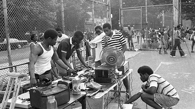 festas de hip hop