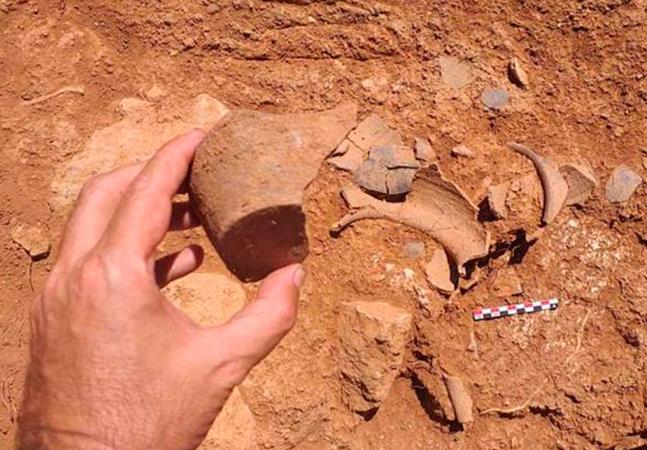 Depósito de armas de soldados romanos de mais de 2 mil anos é descoberto na Espanha