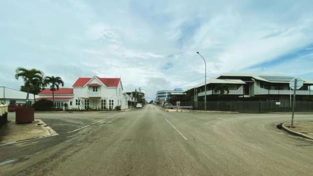 Nuku'alofa, capital da Tonga