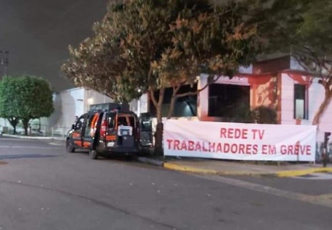 RedeTV!: o que se sabe sobre a greve de funcionários da emissora
